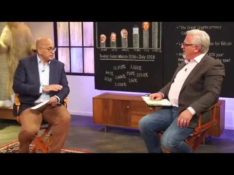 Glenn Beck Discusses The Great Bitcoin Cryptocurrency Conspiracy