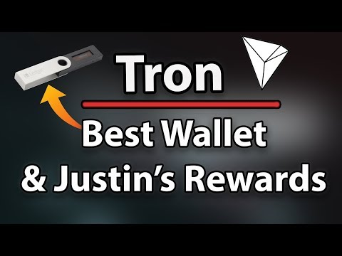 Must Watch! Tron (TRX) Best Wallet & What's Happening To Elected Justin's Rewards?
