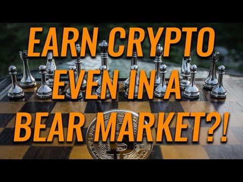 How To Make Money With Cryptocurrency (Even In A Bear Market!)