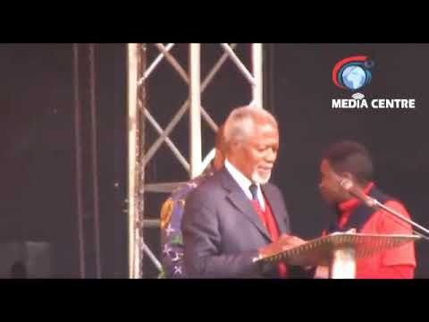 Kofi Annan full report on Zimbabwe Elections and ZEC (The Elders)