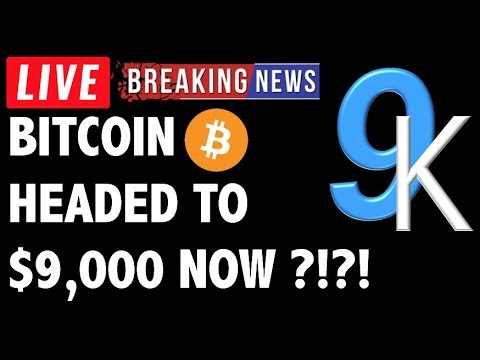 Here's Why Bitcoin (BTC) May Be Headed to 9K! – Crypto Analysis & Cryptocurrency News