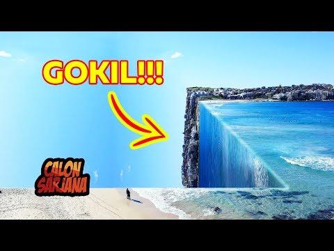 10 TEMPAT PALING ANEH YANG MELAWAN HUKUM ALAM!!! – Ada 1 dari Indonesia