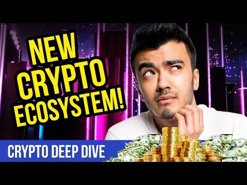 New Crypto Ecosystem! – CryptoCurrency Ecosystem – EO Trade ICO Review