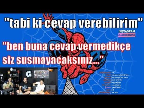 Jahrein – Neo'nun Kendisini Eleştirdiği Videoya Cevap Veriyor (FULL CEVAP)