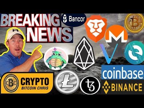 EOS to Reach 50K TPS! – Bitcoin ETF vs Futures (Simplified) – 5 Crypto billionaires under 40