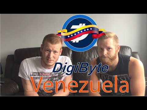 Digibyte Aid For Venezuela! How You Can Help & Blockchain Can Save Them!!