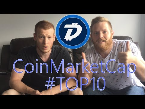 Why Digibyte Could & Should Be A Top Ten Cryptocurrency!!