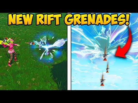 THROWING GRENADES INTO A *RIFT!* – Fortnite Funny Fails and WTF Moments! #265 (Daily Moments)