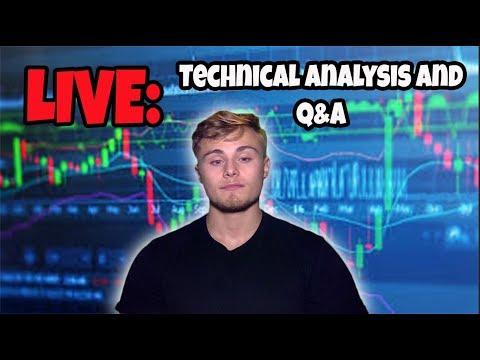 CryptoTv Litecoin, Bitcoin, Ethereum, Digibyte Analysis and Q&A!