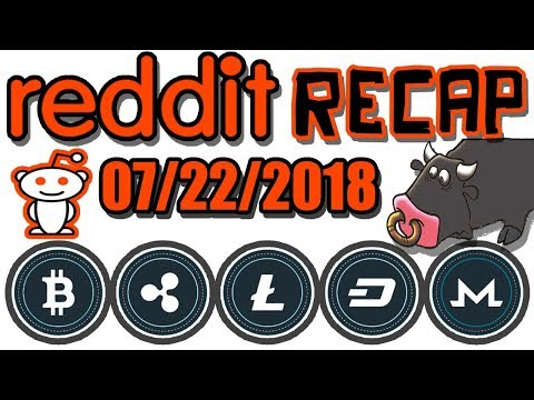 Cryptocurrency Reddit Recap #2