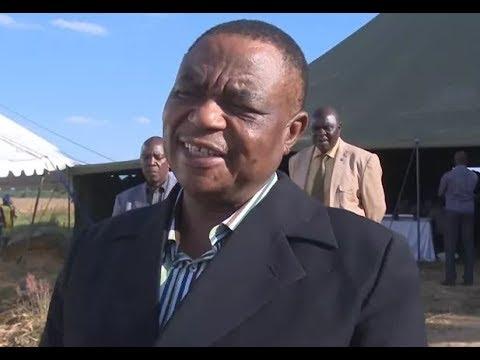 VP Chiwenga Speaks On Zec, Elections + Chamisa