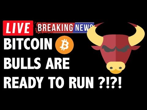 Are The Bitcoin (BTC) Bulls Ready to Run?! – Crypto Analysis & Cryptocurrency News
