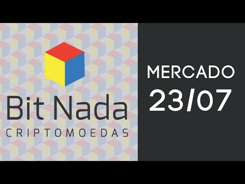 Mercado de Cripto! 23/07 Bitcoin / NEO / LTC / Costa Rica