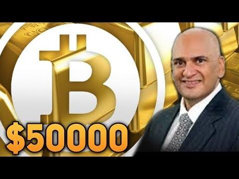 Teeka Tiwari Bitcoin Is The New Gold ($40,000 or $50,000 Per Bitcoin by 2018)
