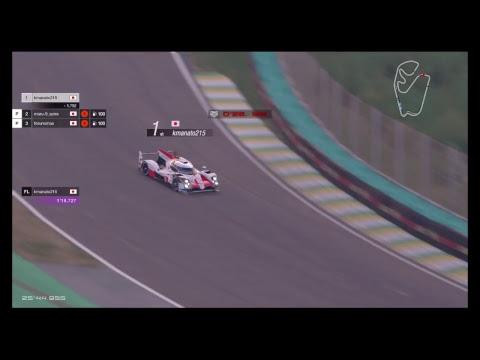 [初見さん歓迎]GTSPORT 1時間耐久レースシリーズ ZEC Rd.2 インテルラゴスサーキット