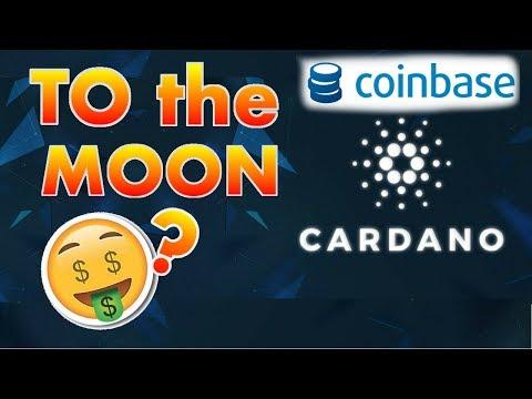 CARDANO COINBASE GROSSE HAUSSE PRÉVUE ? ADA analyse technique crypto monnaie BITCOIN