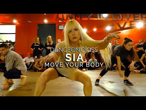 Sia – Move Your Body | Nika Kljun Choreography | DanceOn Class