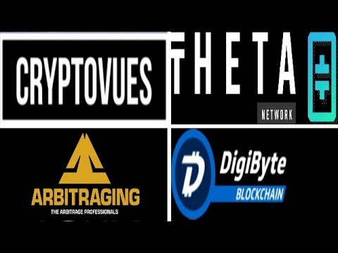 ? *UPDATED READINGS!* Abitraging (ARB) Theta Token (THETA) DigiByte (DGB)