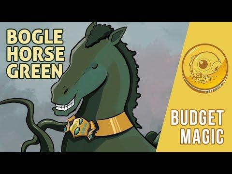 Budget Magic: $84 (40 tix) Bogle Horse Green (Standard)
