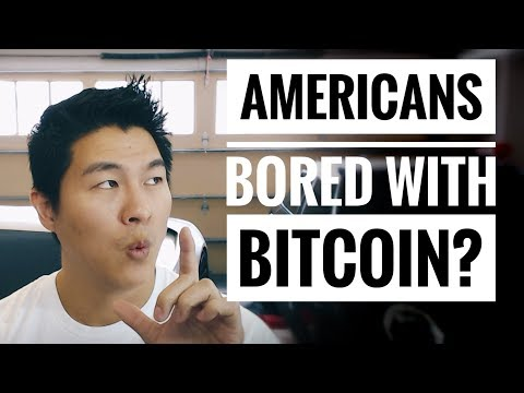 Bitcoin May Go Back Underground as Americans Don't Care About Bitcoin – GOOD! Let us Build!