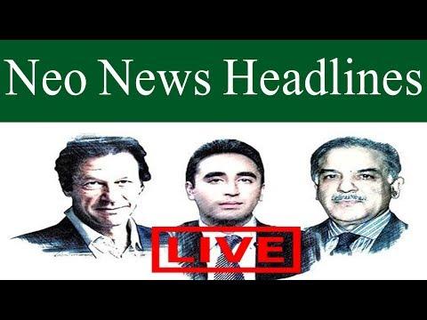 Neo News Headlines | 10 : 00 am | 24 July 2018 | Neo News