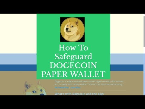 Dogecoin News – How To Safeguard Dogecoin | What Is Dogecoin | Crypto News Gaurav