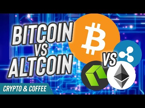 Bitcoin VS Altcoins – CryptoCurrency Market – Crypto News BTC ETF