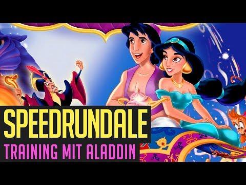 Aladdin – Training mit Simon & Sia | Speedrundale