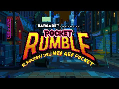 Pocket Rumble – El regreso del Neo Geo Pocket