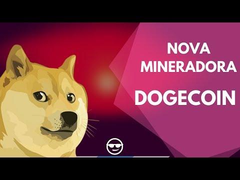 NOVA MINERADORA DE DOGECOIN 100 HS GRÁTIS + PROVA DE PAGAMENTO
