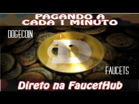 MELHOR FAUCET DOGECOIN SEM PROPAGANDAS 0.15 POR MINUTO TOP