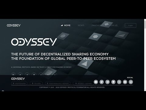 Odyssey Coin Airdrop, Already listed On CMC & 96$ MCb COIN