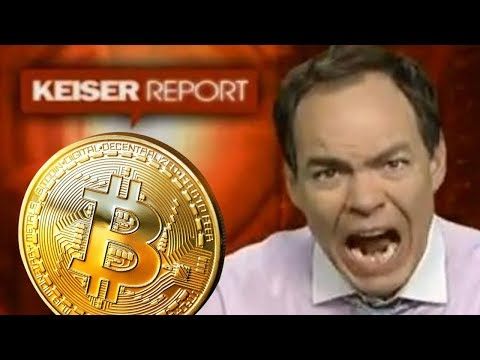 Max Keiser Going Crazy on Bitcoin Debate
