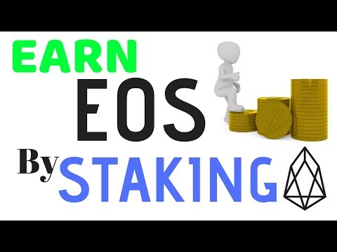 Earn EOS By Staking EOS – Ram Trading Fee Proposal