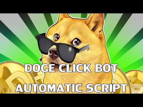 DOGE CLICK BOT AUTOMATIC SCRIPT TAMPERMONKEY CHROME