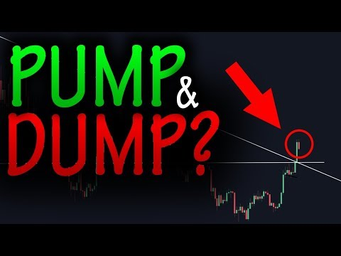 BITCOIN JUST PUMPED, NOW DUMP !? | BTC/Cryptocurrency Technical Analysis
