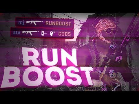 #RUNBOOSTGOD (ft. stx)