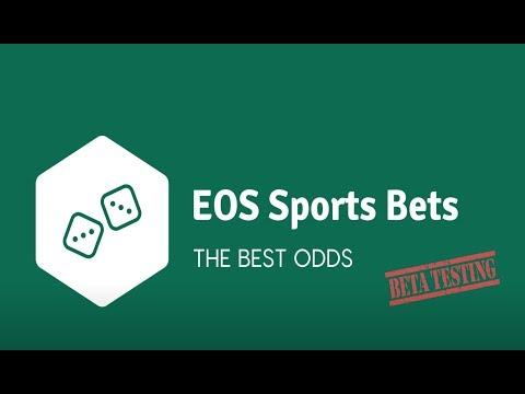 EOS dApps – ESB targeting huge sports betting market