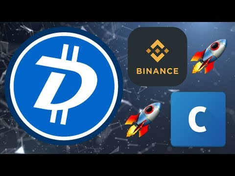 Will DigiByte(DGB) Be Added To Coinbase And Binance?
