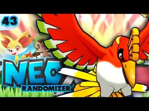 Der kann…?! – Pokémon Neo X Randomizer Nuzlocke – [43]