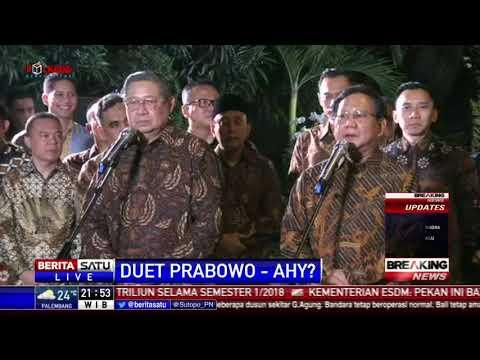 Prabowo: Tidak Ada Harga Mati dengan Cawapres