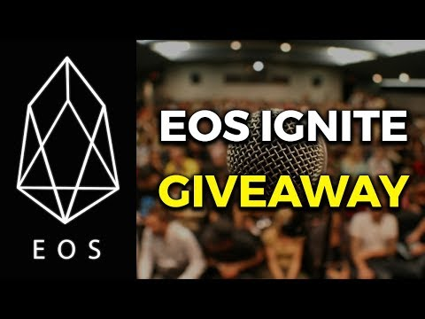 EOS ignite – Webcast for EOS Holders