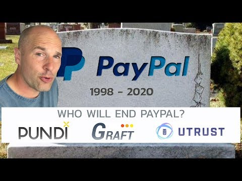 Cryptocurrency That Could Kill Paypal – Pundi X – Graft – UTrust