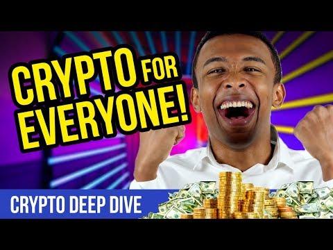 Crypto For Everyone! – Liquid CryptoCurrency – Liquid Crypto Review
