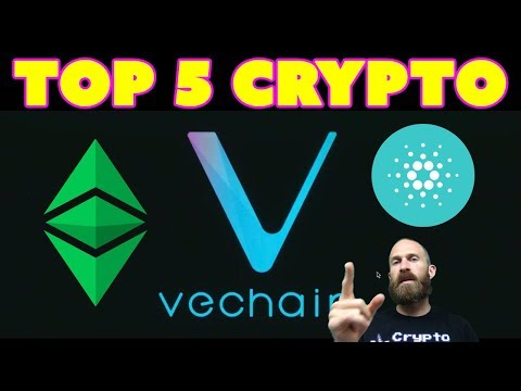 Top 5 Crypto for August 2018 – $ADA $ETC (plus some surprises…)