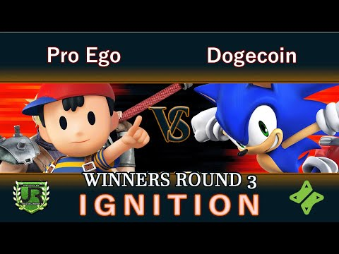 Ignition #141 WINNERS ROUND 3 – Pro Ego (Cloud) vs Dogecoin (Sonic)