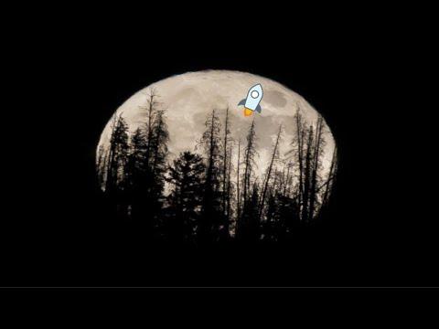 Stellar Lumens still mooning!