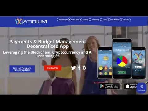 Atidium EOS dAPPS | Create FREE EOS Account Infinito Wallet | EOS Black Airdrop | EOS Nano Ledger S