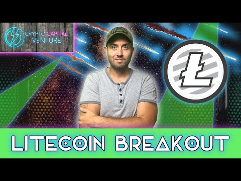 Litecoin Breakout In Play – LTC To Follow Bitcoin?