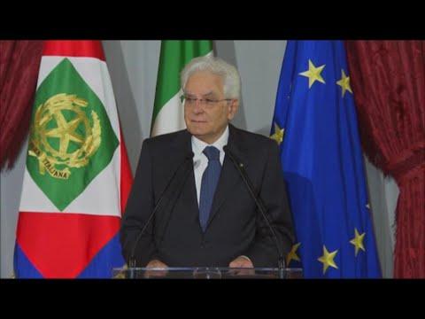 """Spari a bambina rom, Mattarella: """"L'Italia non sia il Far West, questa è barbarie"""""""